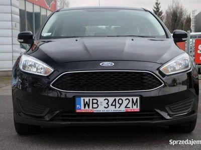 używany Ford Focus 1.5dm 95KM 2015r. 170 000km