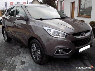 używany Hyundai ix35 1.6 Benzyna* 135 KM* Po Opłatach* 6 Biegów*