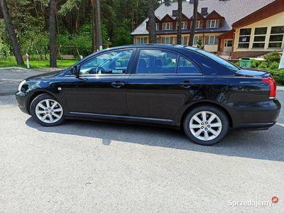 używany Toyota Avensis T25 2.0 benzyna sprzedaż/zamiana