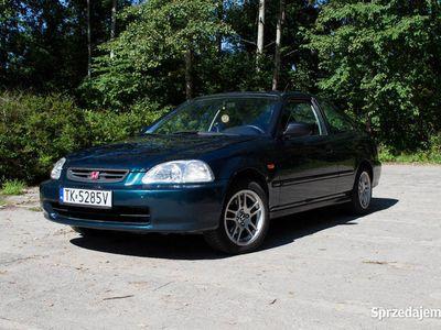 używany Honda Civic VI Coupe 126km LPG STAG4
