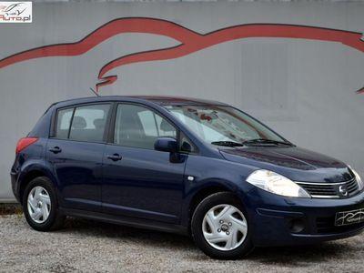 używany Nissan Tiida 1.6dm3 110KM 2008r. 192 000km Zadbany/ Benzyna/ Klimatyzacja/ Opłacony