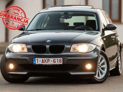 używany BMW 120 2dm 163KM 2007r. 230 000km