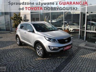 używany Kia Sportage III 1.6 GDI L 2WD, Gwarancja, Oferta Dealera, Lubin