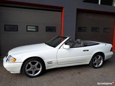używany Mercedes SL320 R129 California