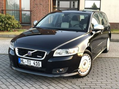 używany Volvo V50 2dm 136KM 2009r. 196 959km