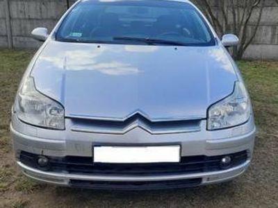 używany Citroën C5 1,8 benzyna+gaz,2004r