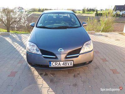 używany Nissan Primera Rok. 2003. 1,9 DCI 120 KM. 6-Biegów.