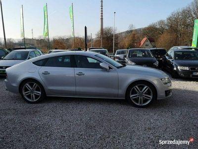 używany Audi A7 3dm 245KM 2013r. 146 000km