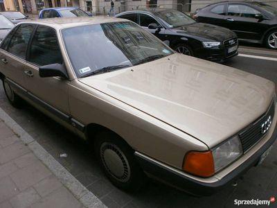 używany Audi 100 2.0 Turbo Disel stan Bardzo Dobry