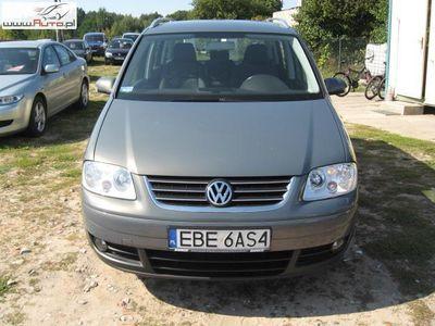 używany VW Touran 2.0 2006r.