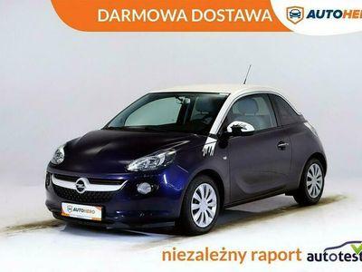 używany Opel Adam DARMOWA DOSTAWA, iLink, Półskóra, Klima, Tempomat, Hist. Serwisowa