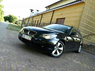 używany BMW 530 3.0 Diesiel*Bardzo Bogate Wyposażenie*Gwarancja 12 msc*Kredyt/Leasingi E60 (2003-2010)