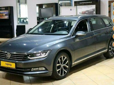 używany VW Passat B8 BMT Highline + Pakiety, Gwarancja x 5, salon PL, fv VAT 23