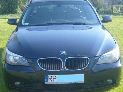 używany BMW 525 d e61Touring 2007r 177km manual