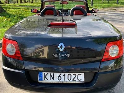 używany Renault Mégane Cabriolet 2