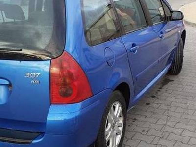 używany Peugeot 307