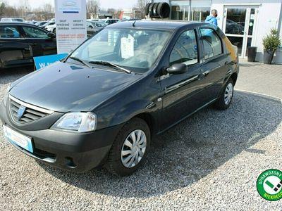 używany Dacia Logan 1.4dm 75KM 2008r. 133 000km