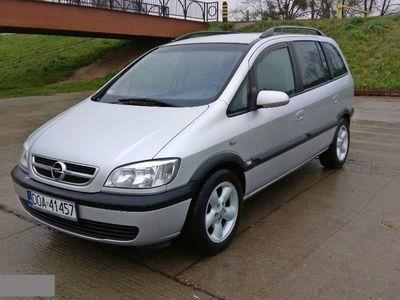 używany Opel Zafira 2dm 101KM 2005r. 262 000km