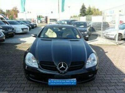 używany Mercedes SLK280 Klasa SLK R171