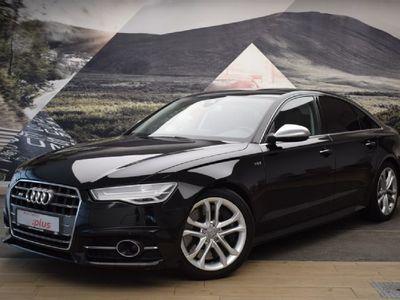 używany Audi S6 Limousine