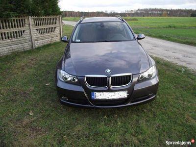 używany BMW 318 d kombi klimatronik hak