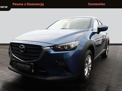 używany Mazda CX-3 2.0 SkyMotion, Zabrze