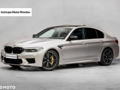 używany BMW M5 Sedan | Pakiet Competition | Hamulce karbo