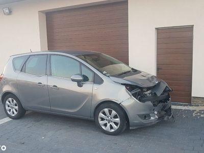 brugt Opel Meriva II