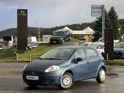używany Fiat Grande Punto Actual 1.4 8v 77KM -salon PL- I rej. 2008- od dealera