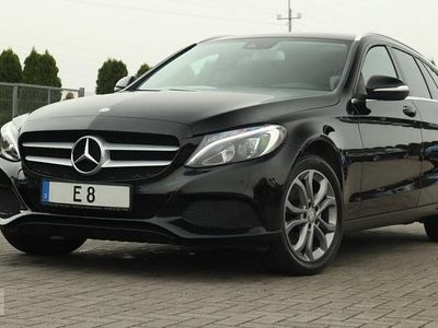 używany Mercedes 180 Klasa C W205Navi Full LED Klimatronik Gwarancja !!!