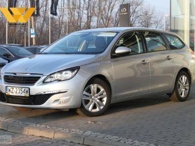 używany Peugeot 308 II Active S&S 1.6 SW BlueHDI Active S&S, oferta Dealera, bezwypadkowy,