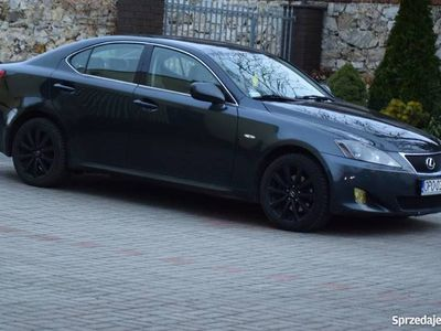 używany Lexus IS220d JDM prestige+