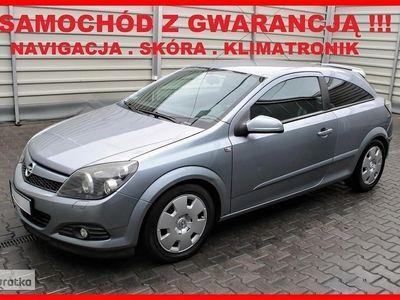 gebraucht Opel Astra GTC Astra H2.O T 200 KM + Navigacja + Skóra + Klimatronik !!!