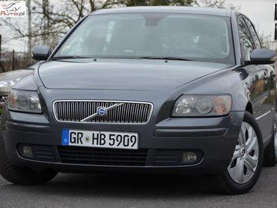 używany Volvo V50 2dm 136KM 2004r. 207 000km