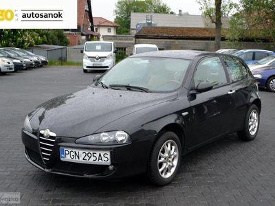 używany Alfa Romeo 147 MODEL_2006 SALON-POLSKA 2xKLIMATRONIC SKÓRA OKAZJA