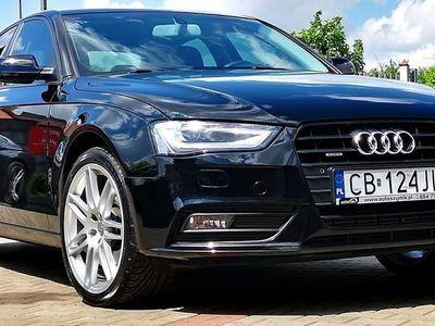 used Audi A4 IV (B8) TFSi 225 Quattro Szyber Skóra Led Elekt.Fotele 19'