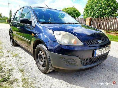 używany Ford Fiesta 1.3+gaz 2007rok 5 drzwi LIFT okazja !!!
