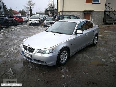 używany BMW 530 SERIA 53.0 D,320KM, NAVI,Klima,Skóry