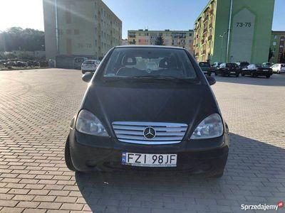 używany Mercedes A160
