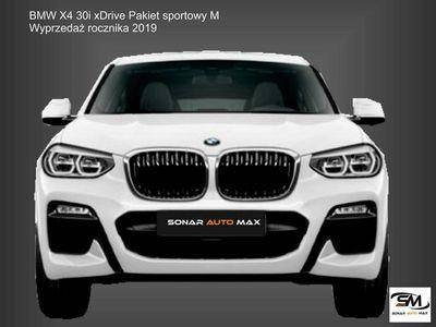 używany BMW X4 X430i Pakiet sportowy M G02