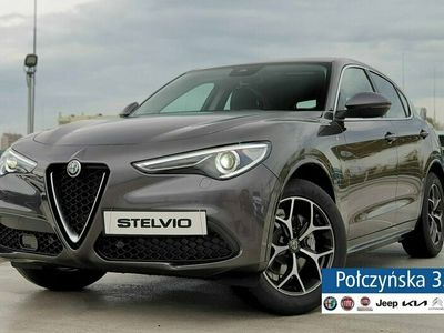 używany Alfa Romeo Stelvio 2dm 200KM 2021r. 2km