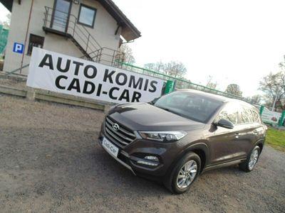 używany Hyundai Tucson 1.6dm 132KM 2015r. 46 000km
