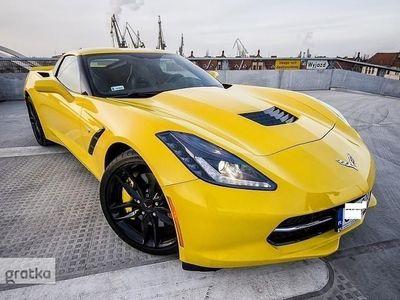 używany Chevrolet Corvette Stingray Corvette VII (C7) Corvette C72LT Z51 Performance
