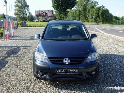 używany VW Golf Plus 1.6dm 102KM 2006r. 198 000km