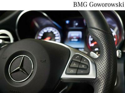 używany Mercedes GLC250 4MATIC Coupé