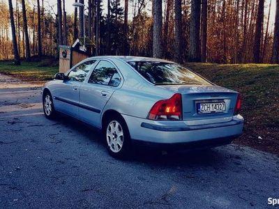używany Volvo S60 2.4D 163 2002