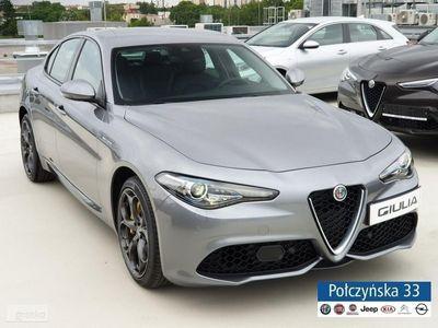 używany Alfa Romeo Giulia 2dm 280KM 2019r. 2km