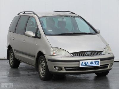 używany Ford Galaxy II Salon Polska, Serwis ASO, Klimatronic, El. szyby,