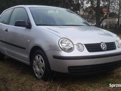 używany VW Polo 9N 1.4 benz