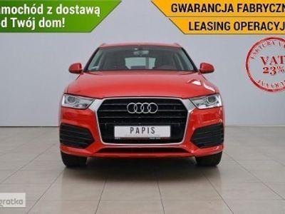 używany Audi Q3 I (8U) VAT23 SalonPL ASO Sline Nawi Climatronic Xenon Alu PAPIS